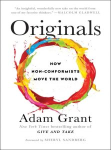 Book Review: Originals by Adam Grant