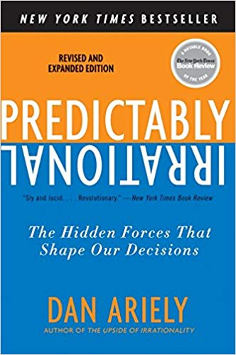 Book Review: Predictably Irrational by Dan Ariely